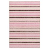 Woodgrain Pink Cuddle Kids Rug