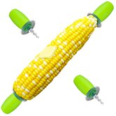 Single Screw In Corn Holders (Set of 4)