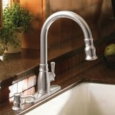 Varismo One Handle Centerset Pull-Out Kitchen Faucet
