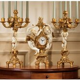 Design Toscano Mantel & Tabletop Clocks