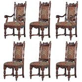 Design Toscano Dining Chairs