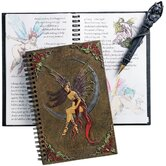 The Rose Fairy Hardcover Journal