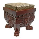 Design Toscano Ottomans