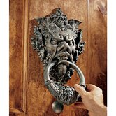 Vecchio Greenman Authentic Iron Door Knocker