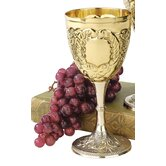 Design Toscano Wine And Champagne Glasses