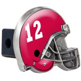 NCAA Metal Helmet Trailer Hitch Cover