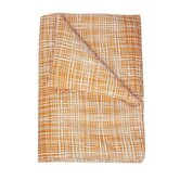 Plaid Crib Comforter