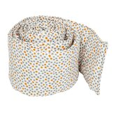 Dots Crib Bumper