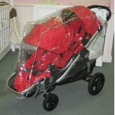 Baby Jogger City Select Double Rain Cover