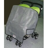 Peg Perego Aria Twin, and Aria Twin 60/40 Twin Side by Side Stroller Canopy