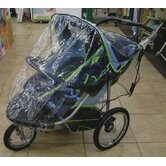 Schwinn Turismo 2011 Double Jogger Weather Cover