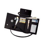 Deluxe Passport Case with Removable Neck/Shoulder Strap