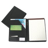 Ultra-bonded Leather Padfolio
