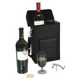 Royce Leather Wine Bottle Carriers