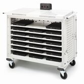 Bretford Manufacturing Inc Laptop Storage Carts
