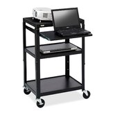 Bretford Manufacturing Inc AV Carts