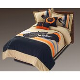 Afternoon Rider Comforter Set