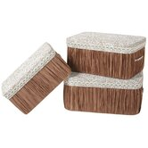 Swanson Storage Box (Set of 3)