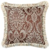 Vellore Pillow with Brush Fringe