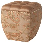 Alamosa Turk Cap Ottoman