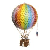 Royal Aero Hot Air Balloon in Rainbow