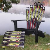 Ski Chair Adirondack Chairs