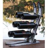 Ski Chair Wine Racks