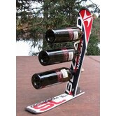 Ski Chair Wine Racks