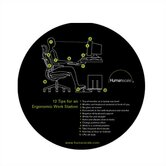 12-Tips Ergo Mouse Pad