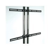 Universal Flat Mount(Mounts on Dual Pole Stands) (37&quot; - 61&quot; Screens)