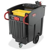 Rubbermaid Commercial Products Commercial Trash Ca