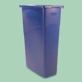 Slim Jim Waste Receptacle - 23 Gallon