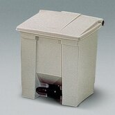 Step On Waste Container - 12 Gallon