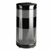 Outdoor Industrial Trash Bins