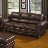Mojave Leather Sofa