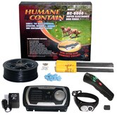 Humane Contain Electronic Fence and Sonic Trainer Combo