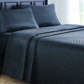 Doby Stripe Sheet Set