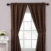 Madison Rod Pocket Curtain Single Panel