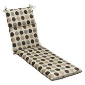 Outdoor Sunbrella Fabric Chaise Lounge Cushion