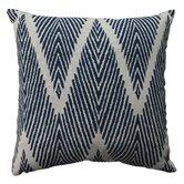 Bali Cotton Throw Pillow