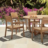 Barlow Tyrie Outdoor Dining Sets