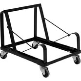 Hercules Series Sled Base Stack Chair Dolly