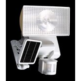 180° Solar Motion Sensor Halogen Light in White