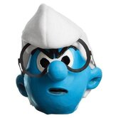The Smurfs Brainy Child Mask