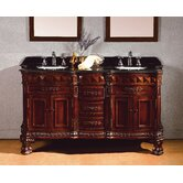 Geneva Double Bathroom Vanity Set