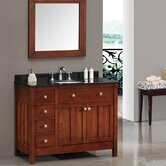 Lyon Single Bathroom Vanity Set
