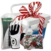 50 Ball Titleist Velocity Holiday Bucket