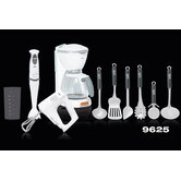 Braun Toy Kitchen Set