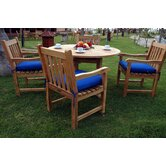 Tosca 5 Piece Dining Set