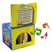 Slinky Musical Song Box